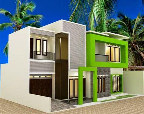 desain atap rumah beton rumahenter gambar rumah minimalis atap dak