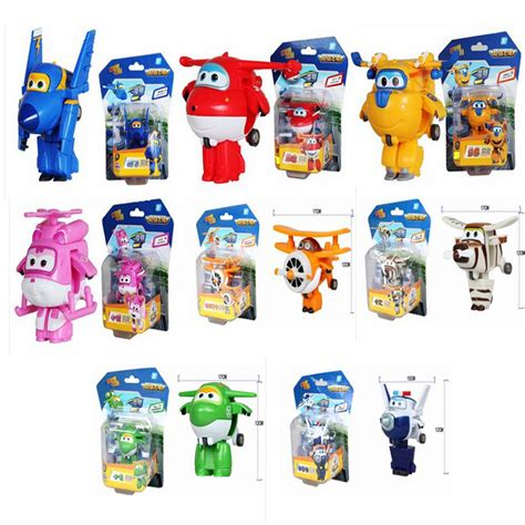 aliexpress toys original box super wings toys mini transformation toys