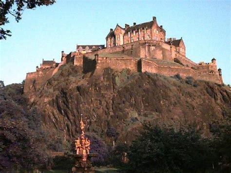 Scotland Records Photograph Of Edinburgh Castle Scottish History Scotland Uk History