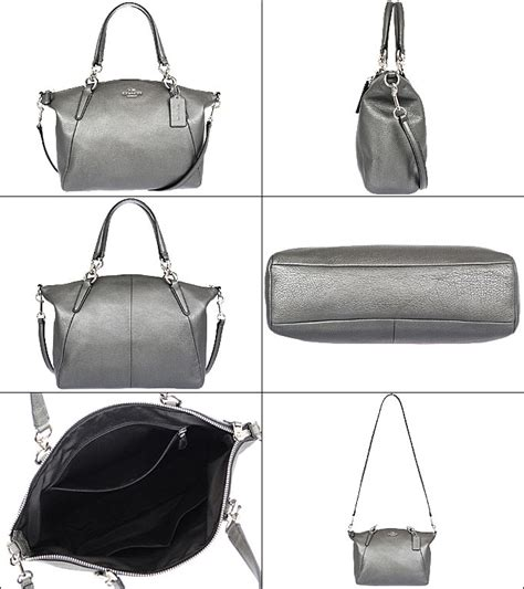 Coach Kelsey Small Gunmetal Original import collection rakuten global market coach coach bag