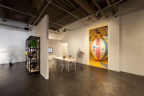 art gallery display museum of contemporary art santa barbara josh blumer