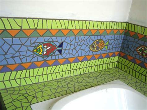 Délicieux Frise Mosaique Salle De Bain #1: Frise_mosaique_baignoire.jpg