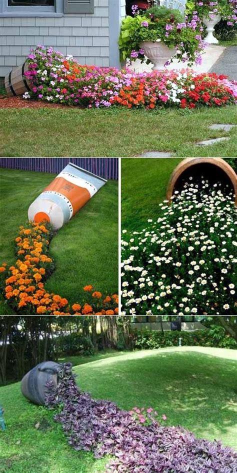 secrets  beautiful flower beds design
