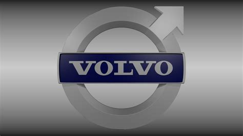 volvo new logo volvo logo pictures to pin on pinterest pinsdaddy