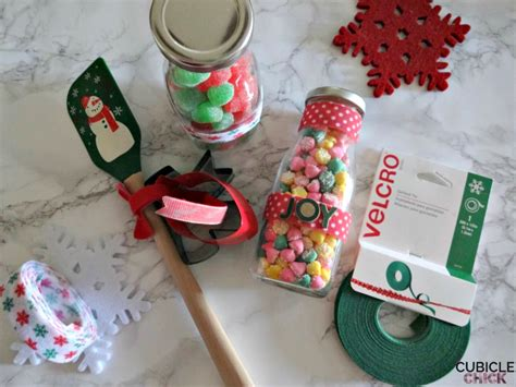 create memorable holiday hostess gifts and decor with velcro