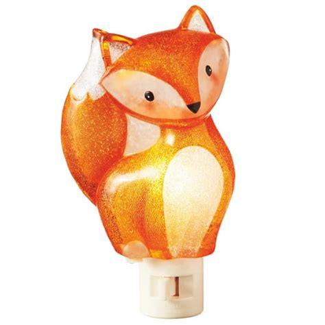 Picture Wall Decor Fox Night Light Midwest Cbk