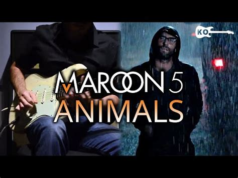 animals maroon 5 fingerstyle guitar cover stay with me sam smith trigwell acoustic cover
