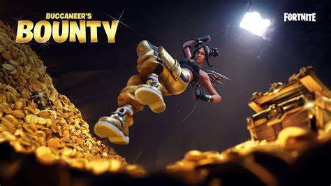fortnite buccaneers bounty event   challenges