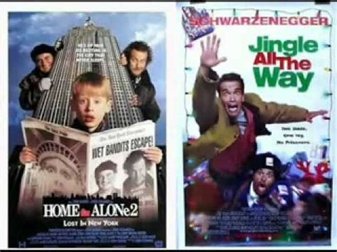 tom arnold in jingle all the way home alone 2 and jingle all the way soundtrack christmas