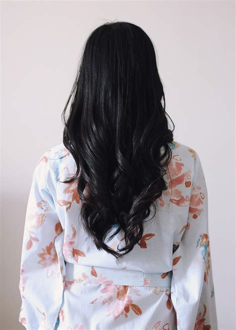 how to care for long hair how to take care of long hair with living proof skirt