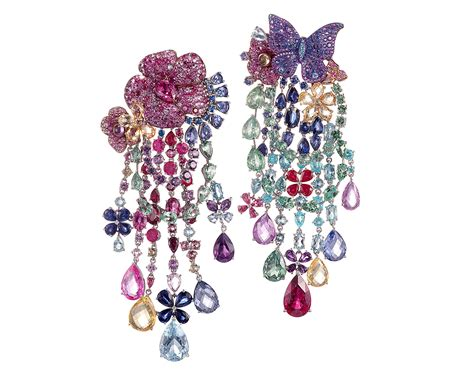 High End Jewelry by Chopard Initiates Rihanna Into The World Of High End