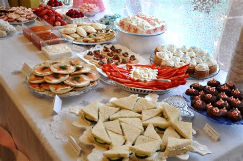 party food birthday party foods for adults images