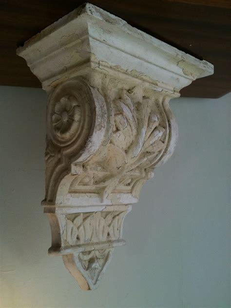 Plaster Corbel antique plaster corbel corbel