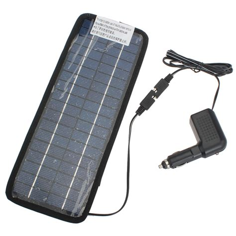 12v auto battery charger 12v 4 5w solar power panel auto car battery charger alex nld