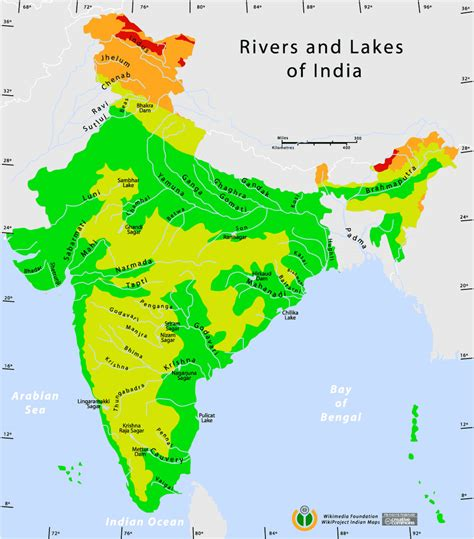 world map showing rivers and lakes 2 india rivers map maps of india