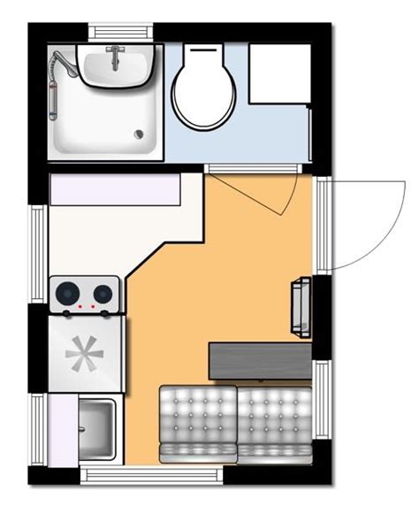 Katelyn Hoisington S 8x12 Tiny House Design 8x12 Tiny House