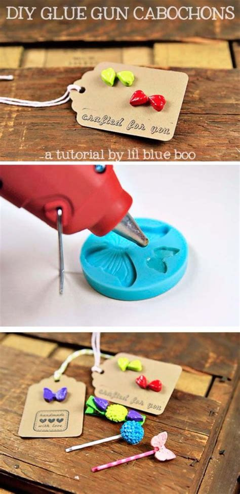 gun crafts for 38 unbelievably cool things you can make with a glue gun