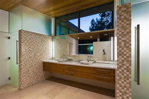 Modern Bathroom Mosaic Design Modern Bathroom Units Mosaic Tile Interior Design Ideas