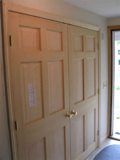 Alternatives To Bifold Closet Doors Closet Door Alternatives Ideas Home Design Ideas