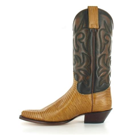 loblan 1975 mens leather cowboy western boots