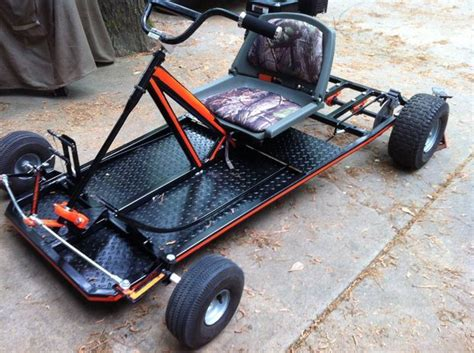 Handmade Go Kart - 25 best ideas about custom go karts on go