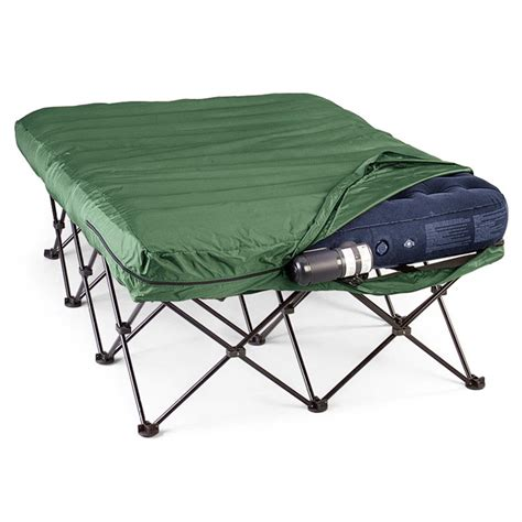 Air Bed With Frame Air Bed On Frame Jackeroo Anywhere Air Mattress Frame Kmart Ivation Ez Bed Air Mattress With
