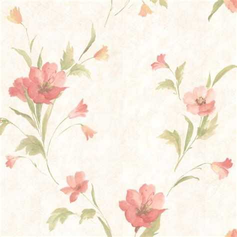 salmon colored flowers background salmon color wallpaper wallpapersafari