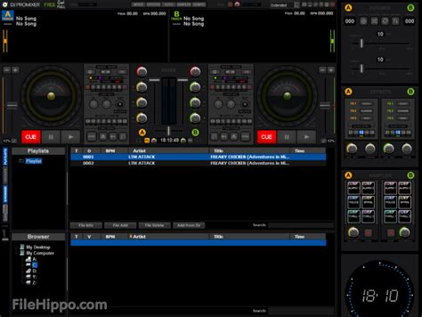 mp3 cutter dj mixer free download download dj promixer free 2 0 filehippo com