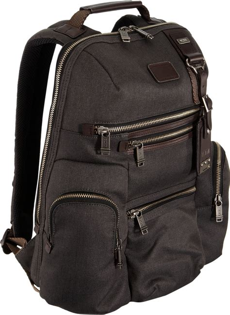 Best Mba Backpack by Lyst Tumi Alpha Bravo Backpack In Black For