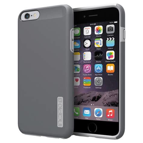 incipio dualpro for iphone 6 plus 6s plus iph 1195 gry b h
