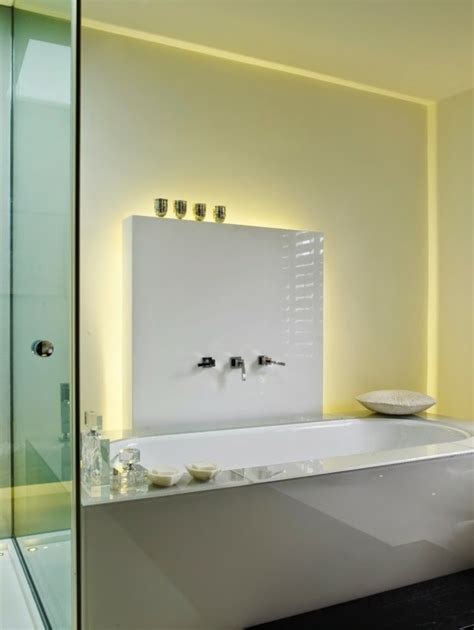 Beleuchtung Badewanne by Led Indirekte Beleuchtung F 252 R Ein Exklusives Badezimmer