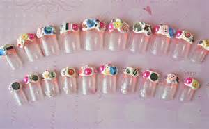 japanese candy nail art for girls