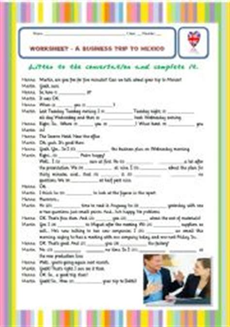 teaching worksheets listening comprehension
