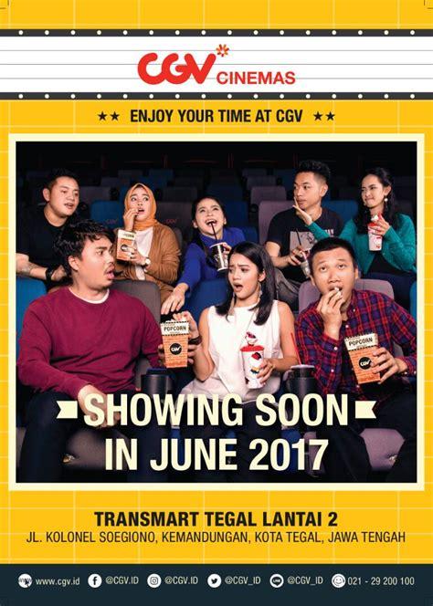 cgv tegal segera hadir bioskop baru lebih seru di transmart tegal