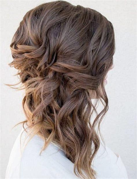 Wedding Hairstyles For Fall by 35 Beautiful Fall Wedding Hairstyles Happywedd