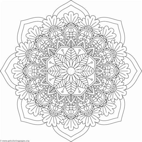 mandala coloring book pdf download - Kinder Mandala Malvorlagen Free ...