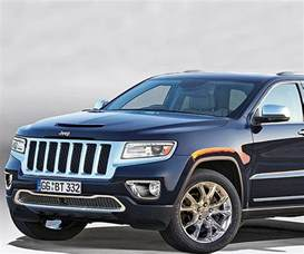 new 2018 jeep grand cherokee be e lighter and get beasty motor