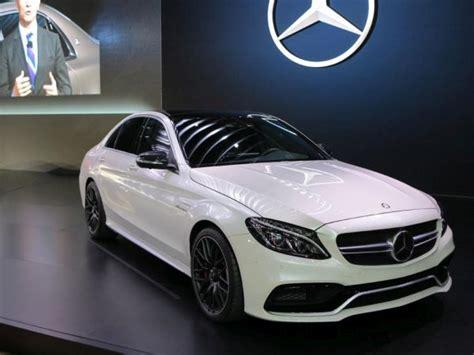 sporty mercedes cars 2016 mercedes c450 amg sport option for