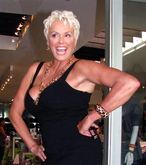lisa sheridan body height weight plastic surgery star brigitte nielsen height