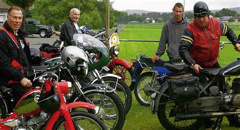 Motorradclub Ortenau by Gesellige Typen Auf Hei 223 En 214 Fen Ettenheim Badische Zeitung