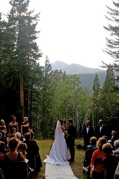 Aspen Lodge Resort & Spa   Estes Park, CO Wedding Venue