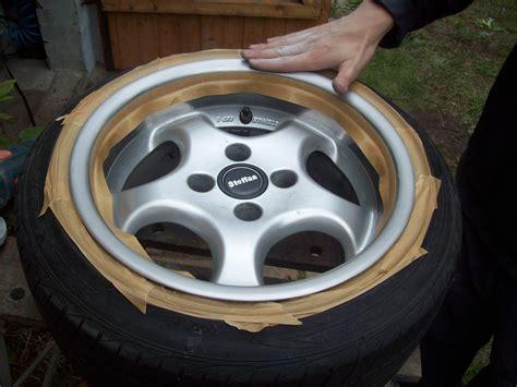 Richtig Abkleben Polieren by Felgen Abkleben G 252 Nstig Auto Polieren Lassen