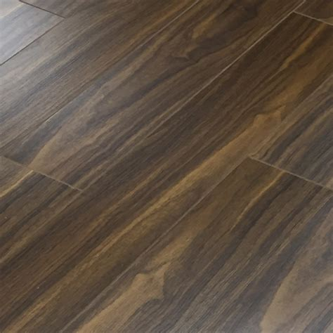 Black Laminate Wood Flooring Black Walnut Laminate Flooring 8mm