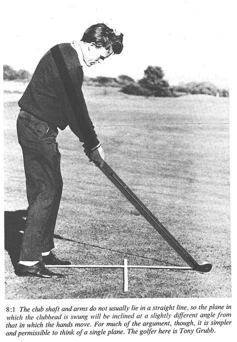 search for the perfect swing single plane swing kenmartingolf