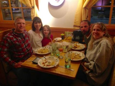 Olive Garden Pueblo by Kleiman And Jones Family Celebrating The Announcement Of A