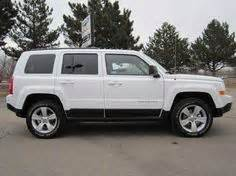 white jeep patriot with white rims plasti dip stock rims much cheaper than aftermarket and