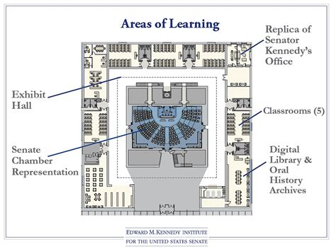 us senate floor plan plans for kennedy senate institute unveiled wbur