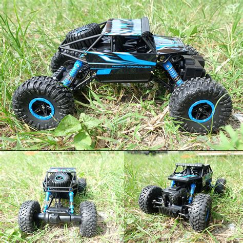 Rc Offroad Bigfoot Climber 4wd Rock Crawler 2 4 Ghz Biru buy wholesale rc rock crawler from china rc rock