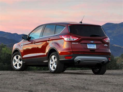 Ford Escape Road by Ford Escape Road Test Review