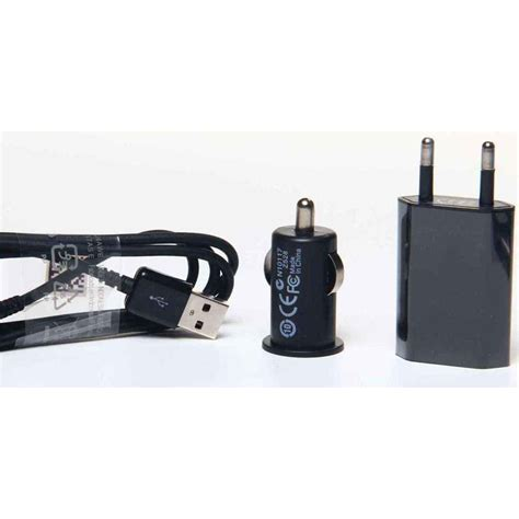 Samsung E7 E700f Charger Mic Home 3 in 1 charging kit for samsung galaxy e7 with wall charger car charger usb data cable